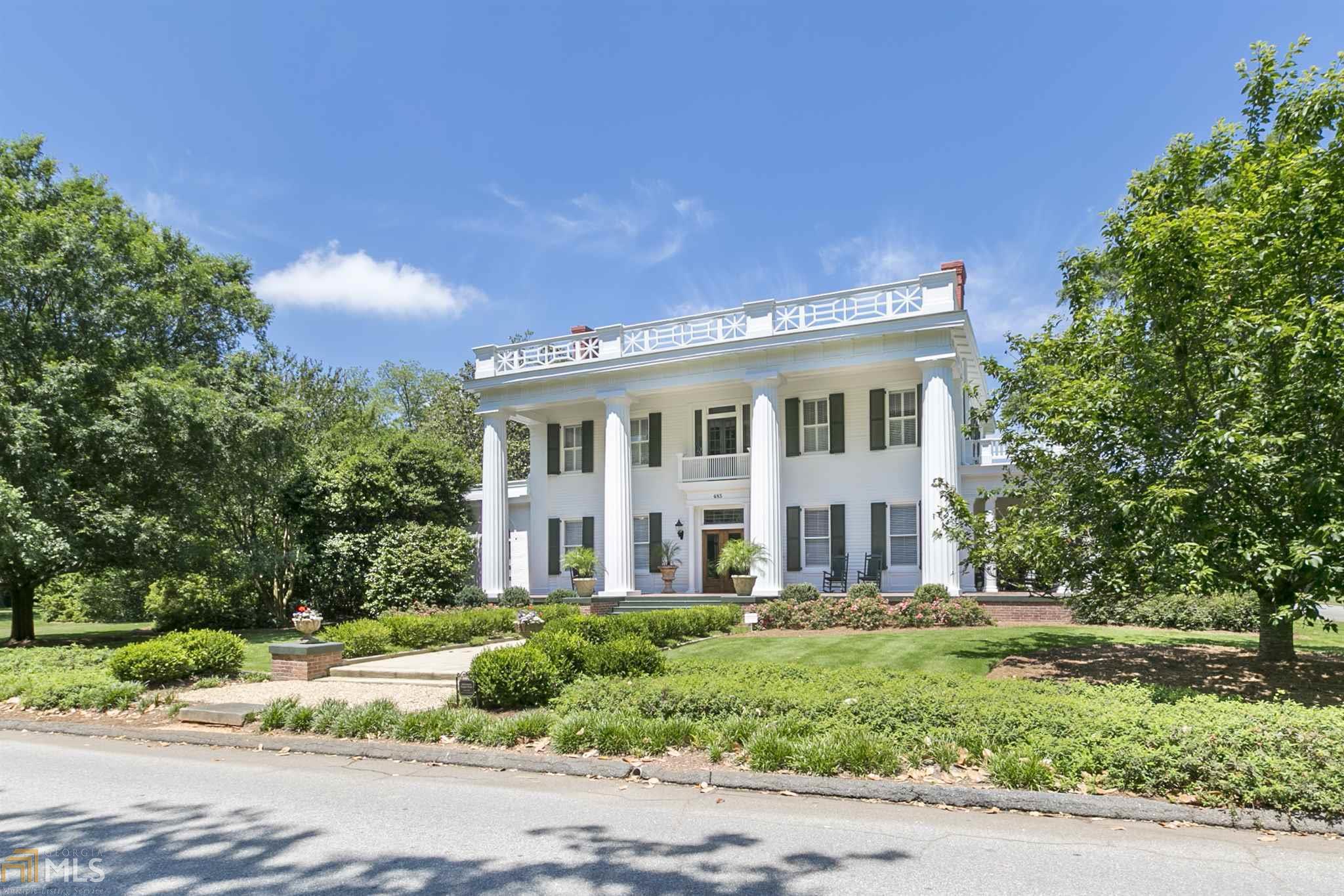 Madison GA Homes for Sale